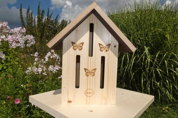 Schmetterlings-Haus
